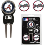 Team Golf Atlanta Braves Divot Tool and Marker Set
