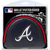 Team Golf Atlanta Braves Mallet Putter Cover