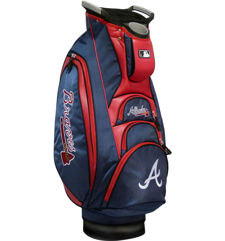 Team Golf Atlanta Braves Victory Cart Bag