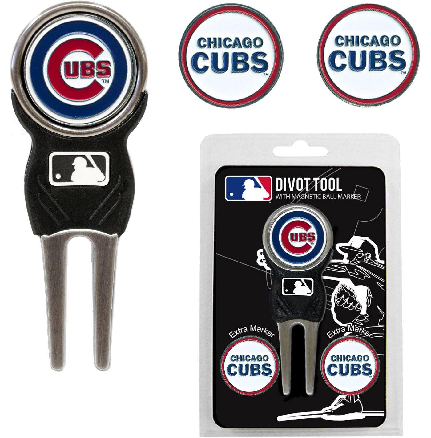 Team Golf Chicago Cubs Divot Tool