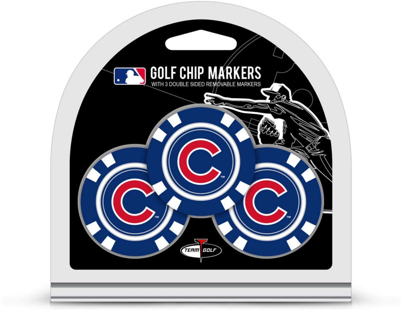 Team Golf Chicago Cubs Golf Chips - 3 Pack
