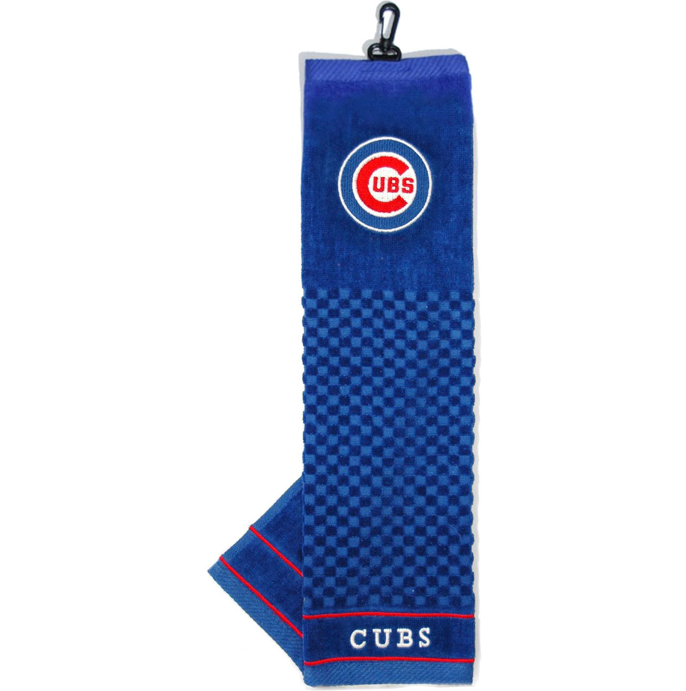 Team Golf Chicago Cubs Embroidered Golf Towel