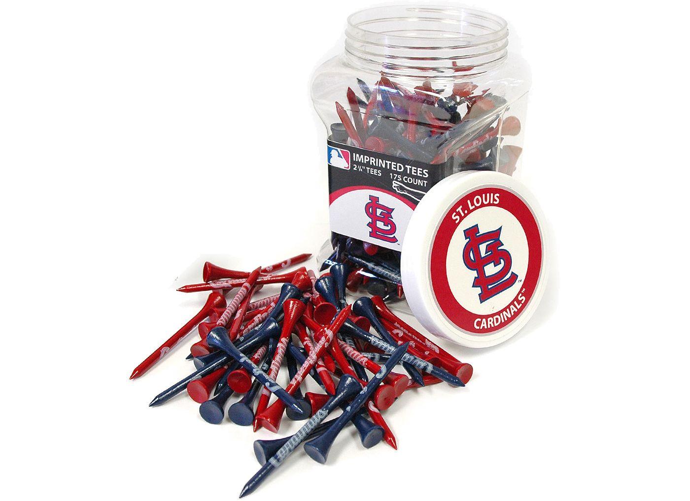 Team Golf St. Louis Cardinals Tee Jar - 175 Pack