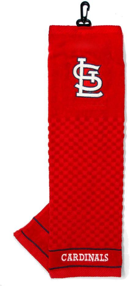Team Golf St. Louis Cardinals Embroidered Towel