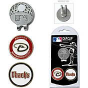 Team Golf Arizona Diamondbacks Cap Clip and Marker Set