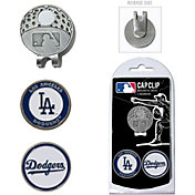 Team Golf Los Angeles Dodgers Cap Clip and Marker Set