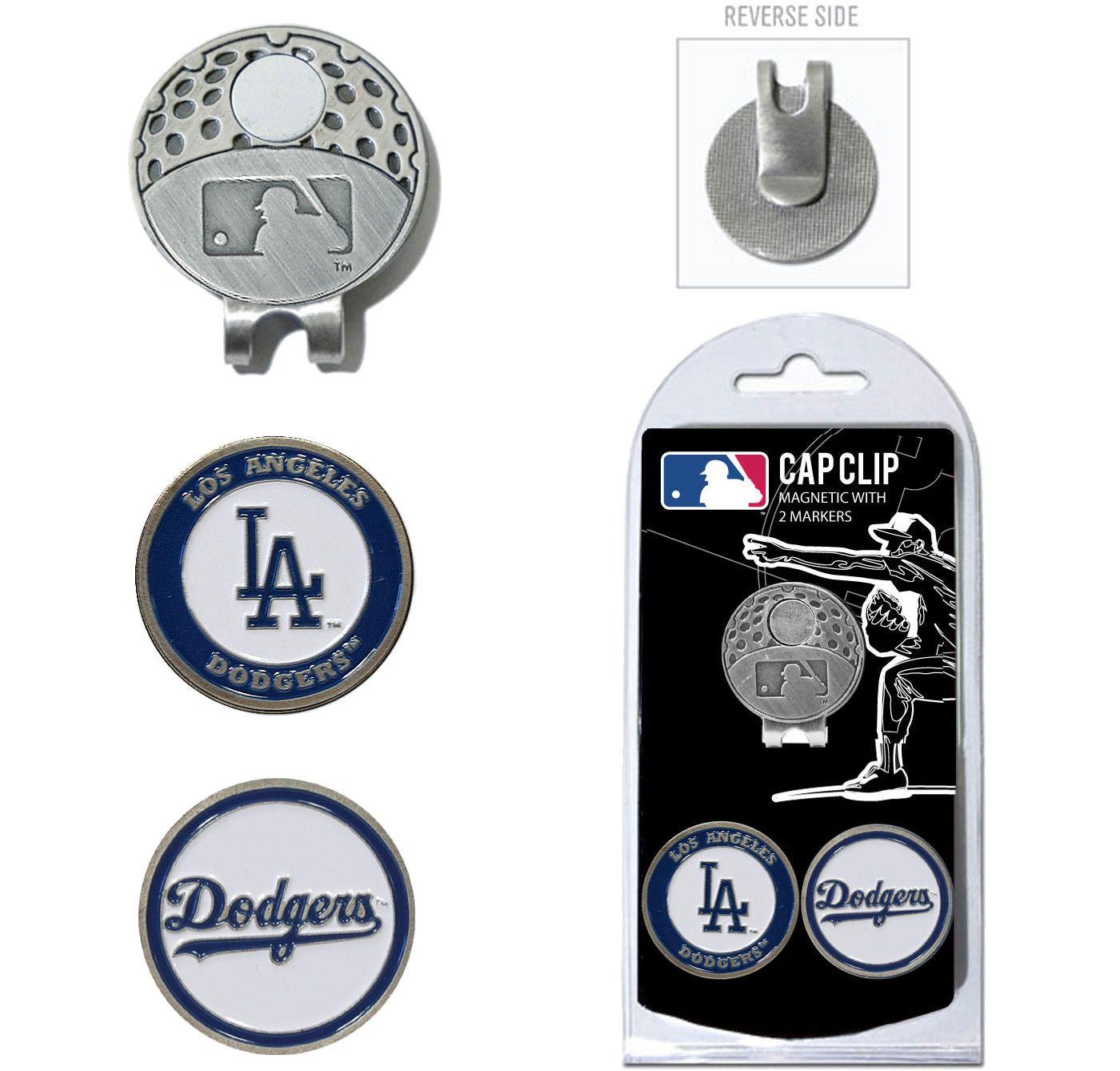 Team Golf Los Angeles Dodgers Cap Clip
