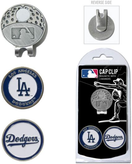 Team Golf Los Angeles Dodgers Cap Clip