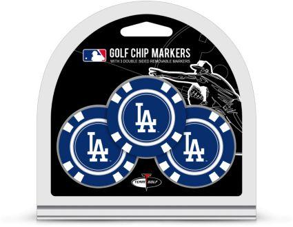 Team Golf Los Angeles Dodgers MLB Golf Chips - 3 Pack