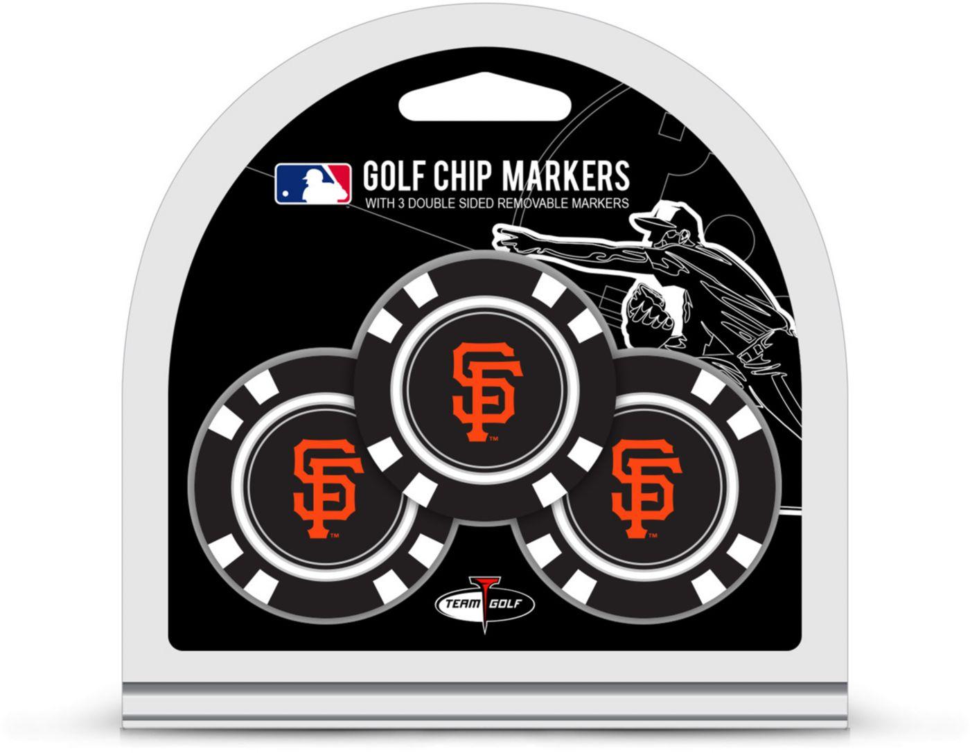 Team Golf San Francisco Giants Golf Chips - 3 Pack