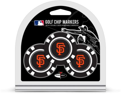 Team Golf San Francisco Giants Golf Chips - 3 Pack