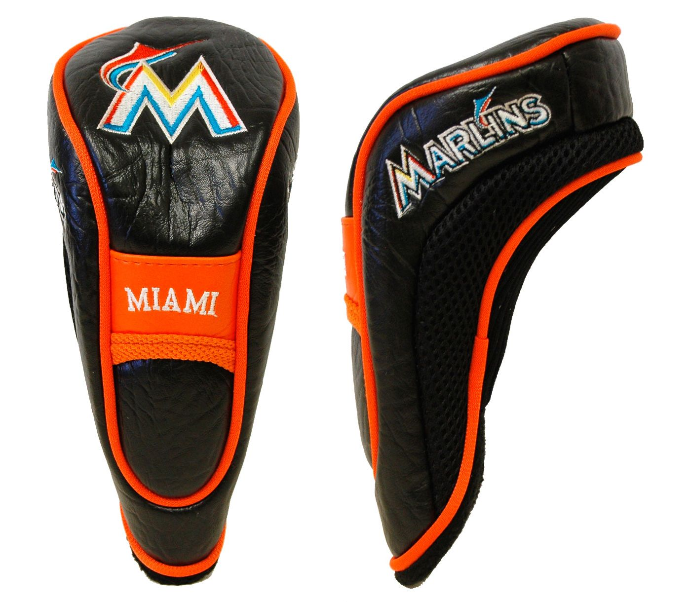 Team Golf Miami Marlins Hybrid Headcover