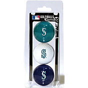 Team Golf Seattle Mariners Golf Balls - 3-Pack