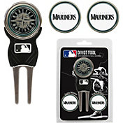 Team Golf Seattle Mariners Divot Tool and Marker Set