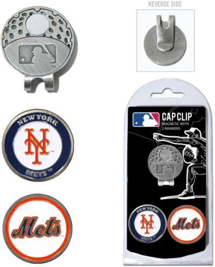 Team Golf New York Mets Cap Clip