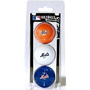 Team Golf New York Mets Golf Balls - 3-Pack