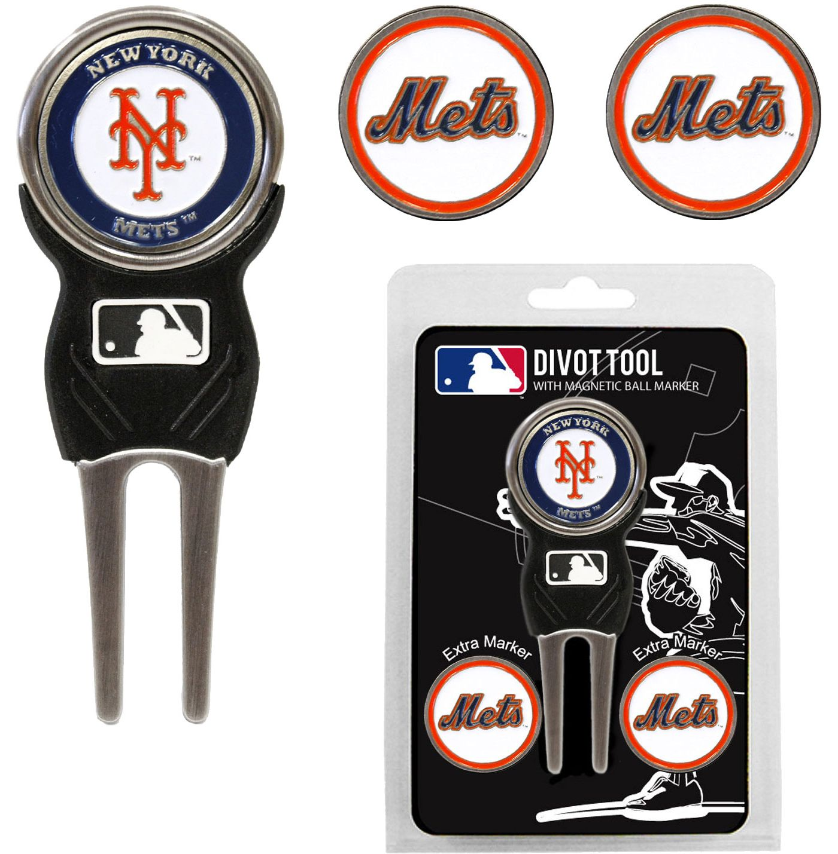 Team Golf New York Mets Divot Tool