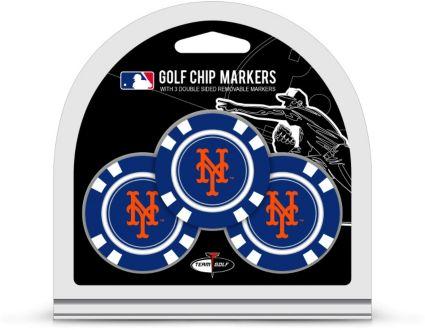 Team Golf New York Mets Golf Chips - 3 Pack