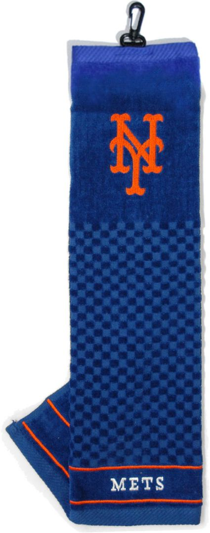 Team Golf New York Mets Embroidered Towel