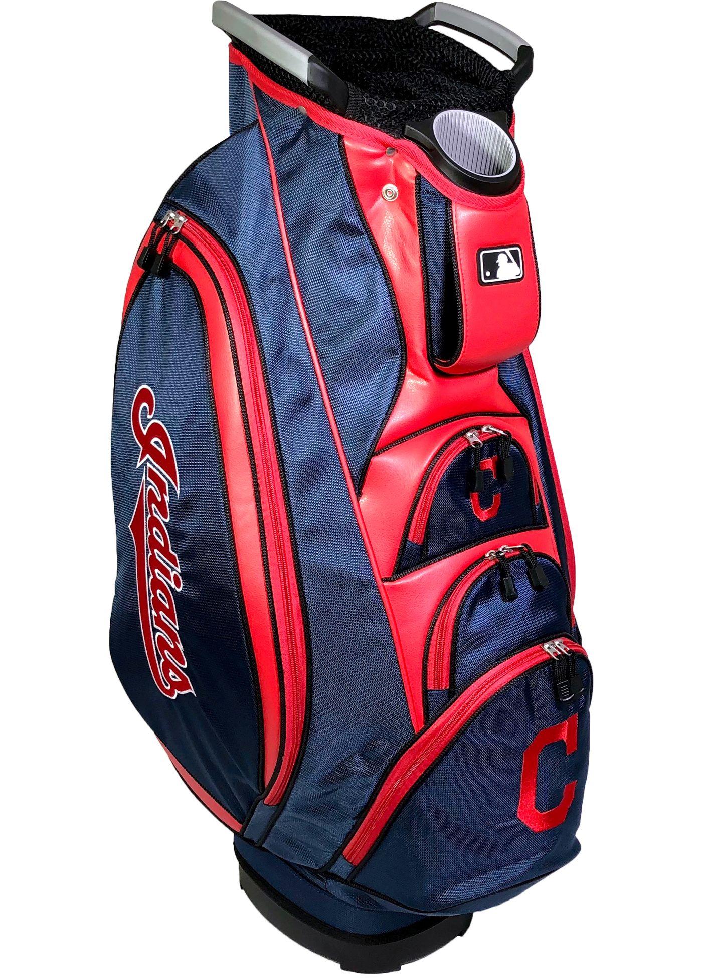 Team Golf Victory Cleveland Indians Cart Bag