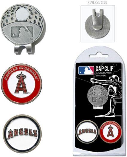 Team Golf Los Angeles Angels Cap Clip and Marker Set