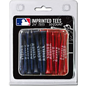 Team Golf Los Angeles Angels 2.75'' Golf Tees - 50 Pack