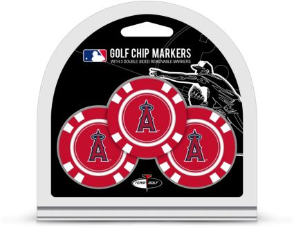 Team Golf Los Angeles Angels Golf Chips - 3 Pack