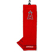 Team Golf Los Angeles Angels Embroidered Golf Towel