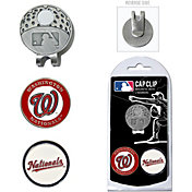 Team Golf Washington Nationals Cap Clip and Marker Set
