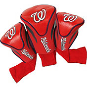 Team Golf Washington Nationals Contoured Headcovers - 3-Pack