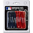 Team Golf Washington Nationals 2.75'' Golf Tees - 50 Pack