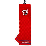 Team Golf Washington Nationals Embroidered Golf Towel