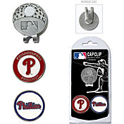 Team Golf Philadelphia Phillies Cap Clip and Marker Set
