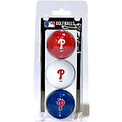 Team Golf Philadelphia Phillies Golf Balls - 3-Pack