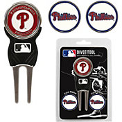 Team Golf Philadelphia Phillies Divot Tool and Marker Set