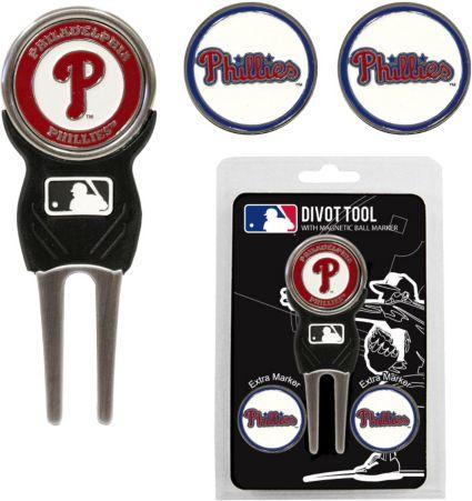 Team Golf Philadelphia Phillies Divot Tool