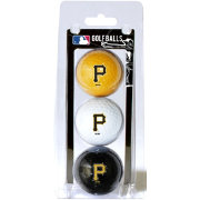 Team Golf Pittsburgh Pirates Golf Balls - 3-Pack