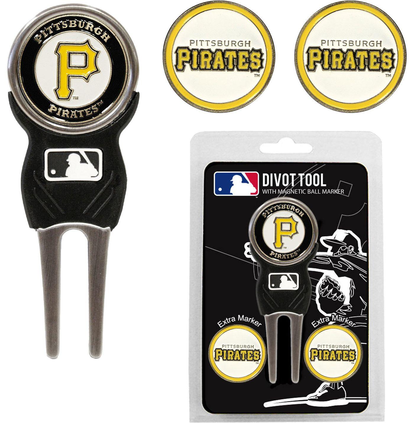 Team Golf Pittsburgh Pirates Divot Tool