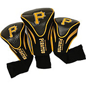 Team Golf Pittsburgh Pirates 3-Pack Contoured Headcovers