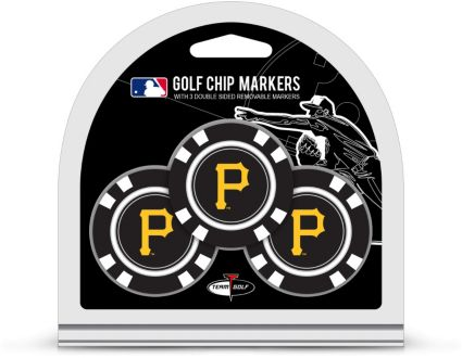 Team Golf Pittsburgh Pirates MLB Golf Chips - 3 Pack