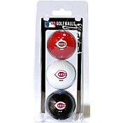 Team Golf Cincinnati Reds Golf Balls - 3-Pack