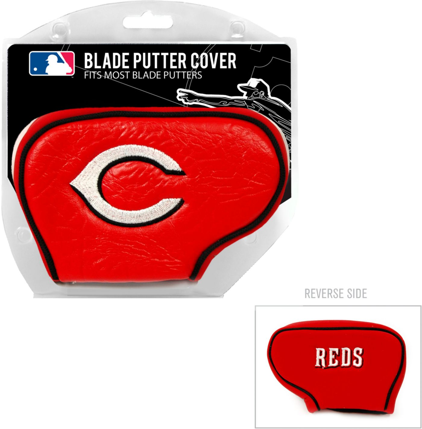 Team Golf Cincinnati Reds Blade Putter Cover