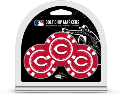 Team Golf Cincinnati Reds Golf Chips - 3 Pack