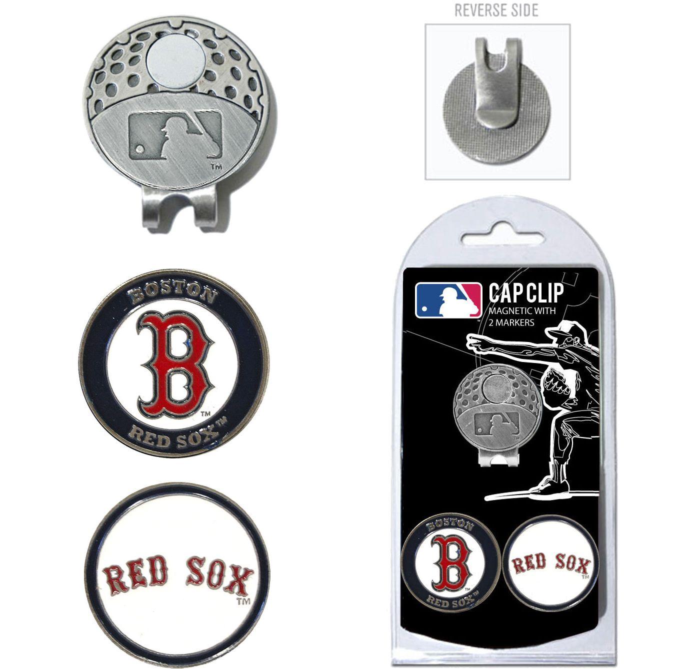 Team Golf Boston Red Sox Cap Clip