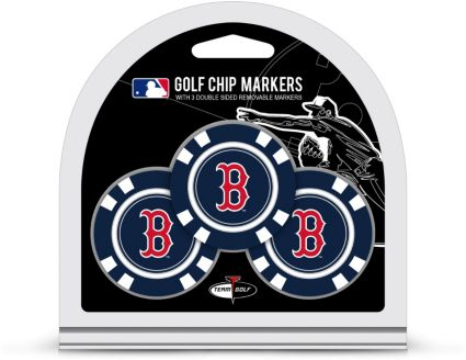 Team Golf Boston Red Sox Golf Chips - 3 Pack