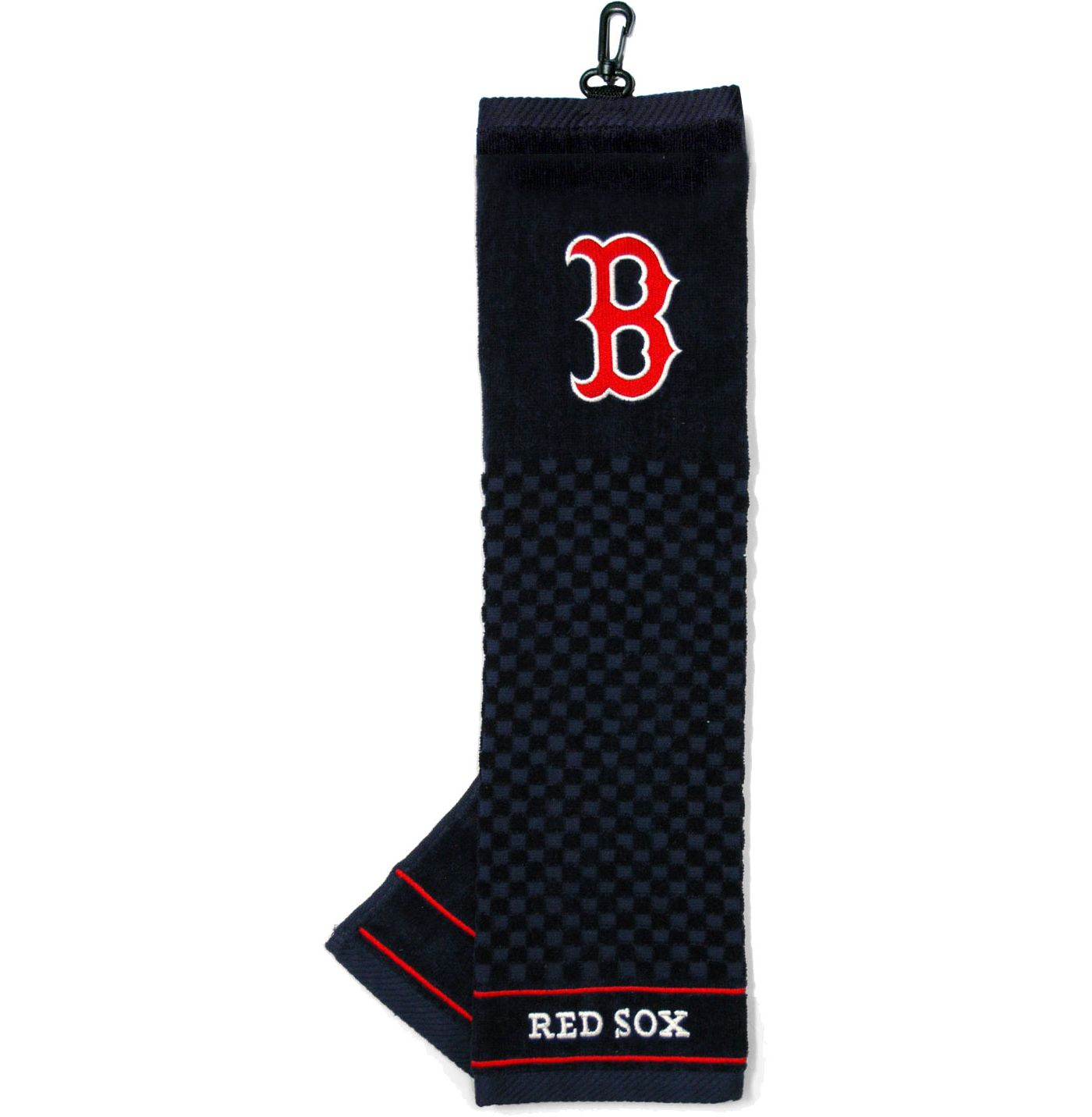 Team Golf Boston Red Sox Embroidered Golf Towel