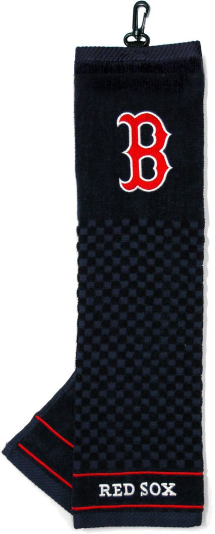 Team Golf Boston Red Sox Embroidered Towel