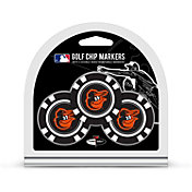 Team Golf Baltimore Orioles Poker Chips Ball Markers - 3-Pack