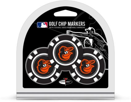 Team Golf Baltimore Orioles Golf Chips - 3 Pack