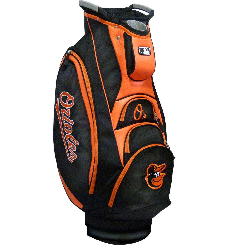 Team Golf Victory Baltimore Orioles Cart Bag